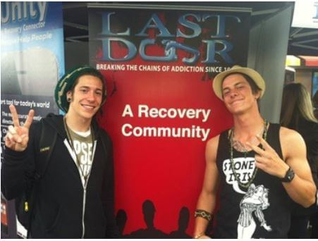 addiction recoveyr rehab success story