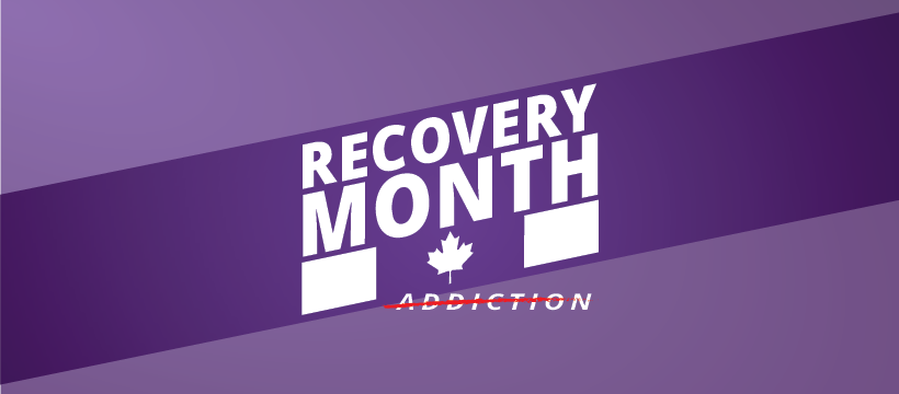 Recovery Month Canada
