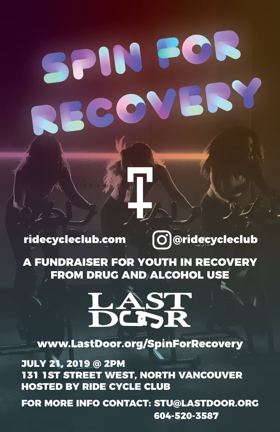 Fundraiser for Addiction Recovery