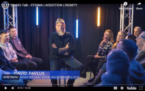 addiction recovery support videos David's Talk