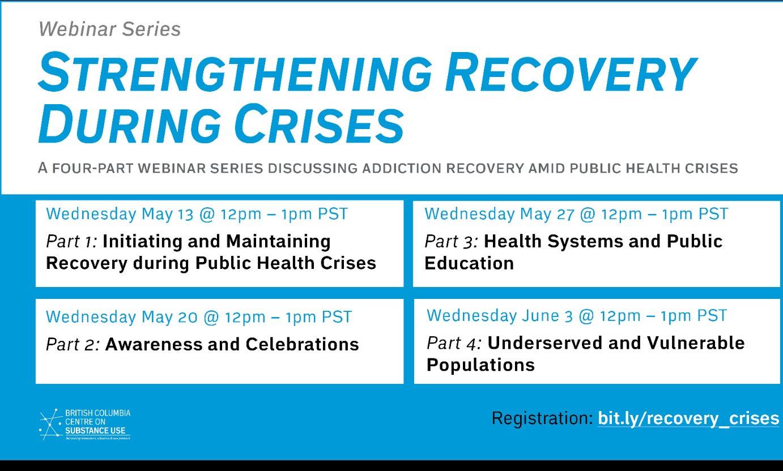 BCCSu Recovery Webinar