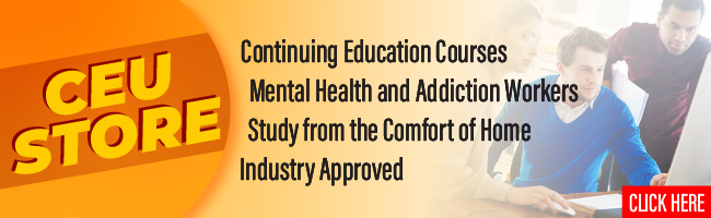 Online Continuing Education Courses in Canada. Choose from our range of online courses for the professional Mental Health and Addiction Worker.