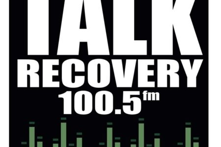 Talk Recovery Radio Logo