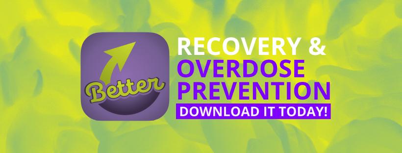 overdose prevention app