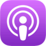 Last Door Talk Recovery purple logo for podcast