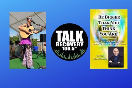 Kathy Moser and Addiction Recovery Podcast