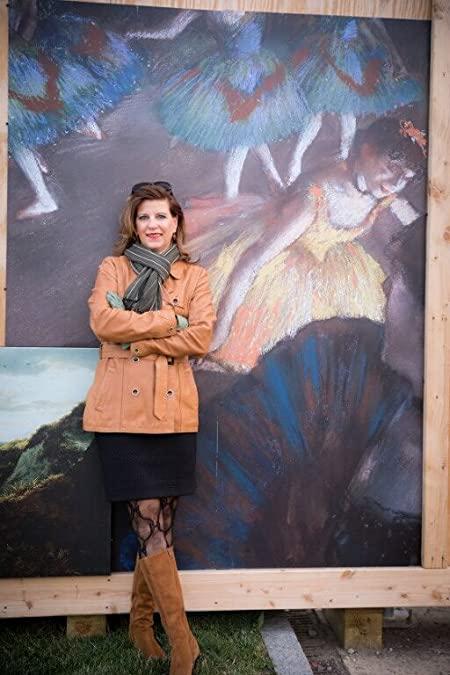 Author Chantal Jauvin